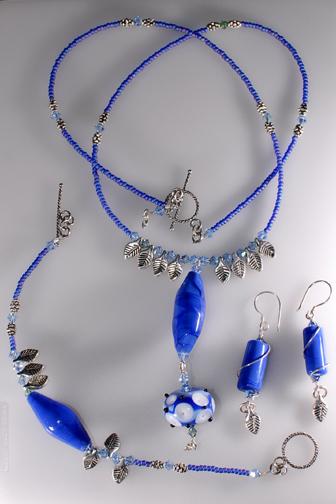 Blue Water Set
