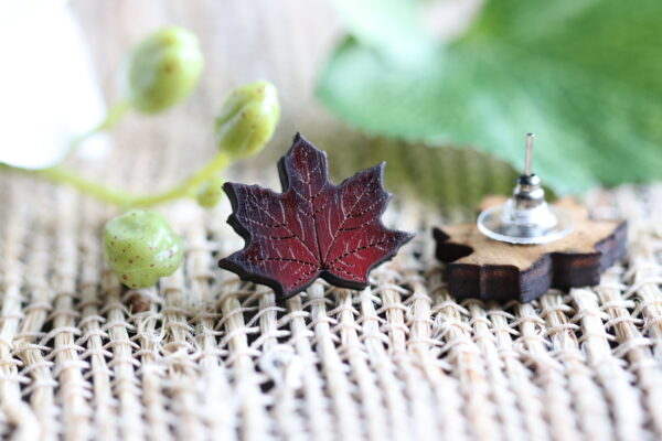 Red Maple leaf 1-3