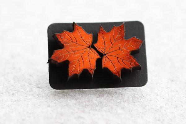 Orange leaf 1-1